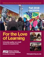 Fall 2018 Class Schedule
