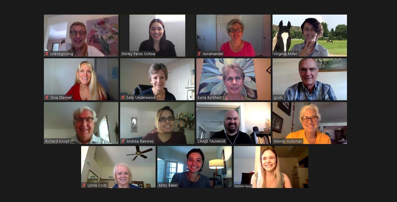 Fall 2020 All-Staff Meeting